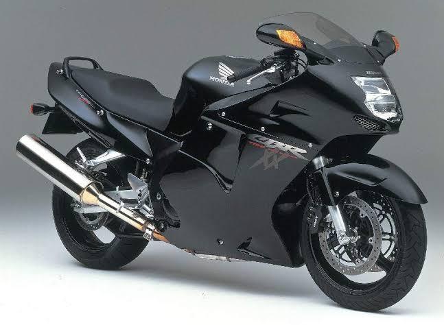 Honda CBR-1100xx