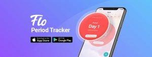 Flo app - Self-care apps