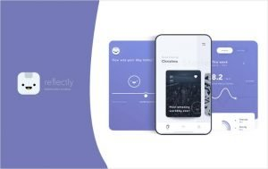 Reflectify app - Self-care apps